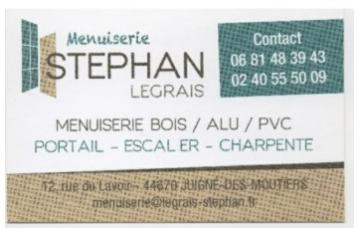 Legrais stephan