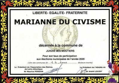 Marianne du civisme